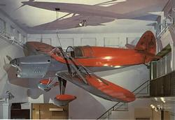 Click here to view full page photo of the Miller Monoplane