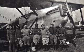 Image result for the first round the world flight  ended on this day in 1924